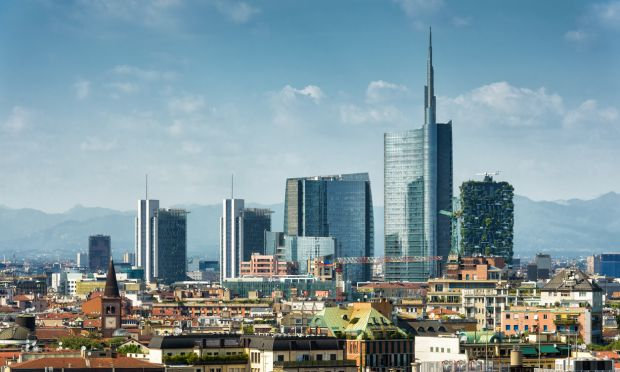 Panorama d'Italia al San Babila